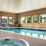Indoor Heat Pool & Hot Tub