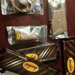 Chocolate s they gave us