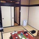 普通の和室です