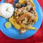 excellent plat !!! (me souvient plus le nom, mais c'est le plat DU restaurant)