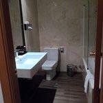 baño de nuestra habitacion