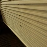 Room 143 A/C exterior vent
