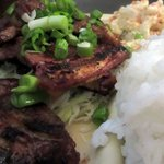 Kobe Beef, Aloha Island Grille Restaurant, Santa Cruz, Ca