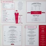 Jammer Joe's Menu