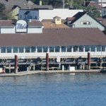 Mo's Seafood Restaurant (Photo Taken Across River at Best Western), Florence, OR