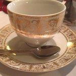 Tea On The Tiber.
