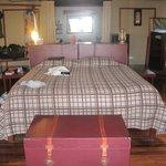 My room at Samburu.