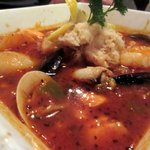 Superb Cioppino, Bridgewater Ocean Fresh Fish House and Zebra Bar, Florence, OR