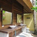 The Open Shower Room