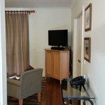 Lounge room TV