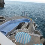 Sea Water Lido at Atlantis Restaurant