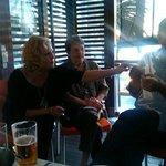 Fun at Cafe Pronto