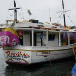Venezuelan boat