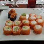 Maki Corail Cheese, Gunkan Saumon, Maki Corail Avocat