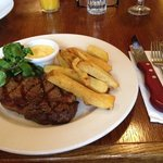 really great angus steak