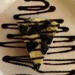 Scrumptious oreo cheesecake