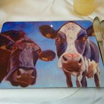 Breakfast table mat spiritoso