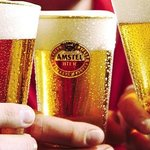 .ICE COLD AMSTEL ON TAP@ ROUTE 24 PUB & GRILL