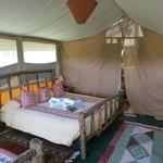 Tent 6 / Bedroom