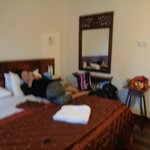 Our room (bit fuzzy)