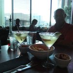 Margaritas - very good!