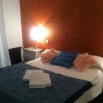 Golden Apartment - Bedroom