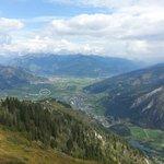 Blick vom Alexander Enzinger Weg