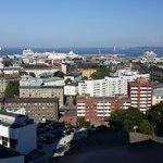 Fantastic harbour view