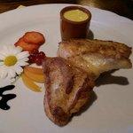 Grilled chicken breast - superb