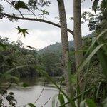 direkte Umgebung, Blick auf den Fluß