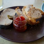 Brasserie Ein Kerem, Foie Gras