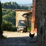 Small Tuscan Village