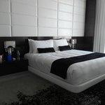 Ivory Suite bedroom