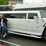 We rented a Hummer Limosine - You should try it :-)
