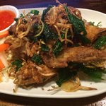 Chicken Wings with thai herb
