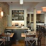 Neues Ambiente mit gute Küche