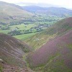 From Doddick Fell towards Threlkeld