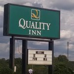 Quality Inn welcoming The Ride Home