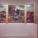 Tentações de Santo Antão de Hieronymus Bosch