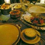 Main dishes inc biryani