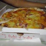 pizza tropeana