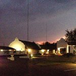 Moody skies at Kievits Kroon