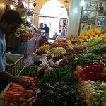 visite au marché de marrakech