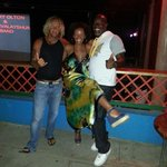 The locals are extremly friendly and are happy to party with you, yes it's true Bajan guys come