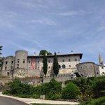 Stanjel Castle