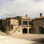 Conti Faina on way to Rotecastello