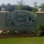 Stoney Knoll Sign