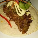 Oven Roasted Pork Taco-Soft Shell