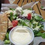 Greek Salad Oceanside Bar and Grill