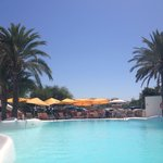 Roda Beach Club (my on the actual golf resort)